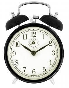 massage clock