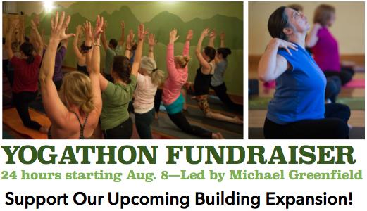 Asheville Community Yogathon