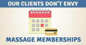 Massage Memberships