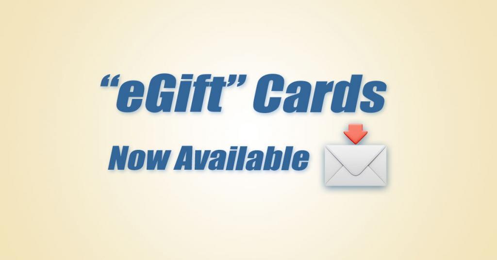 Massage eGift Cards